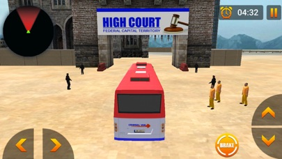 Extreme Police Prisoners Transport Simulator screenshot two