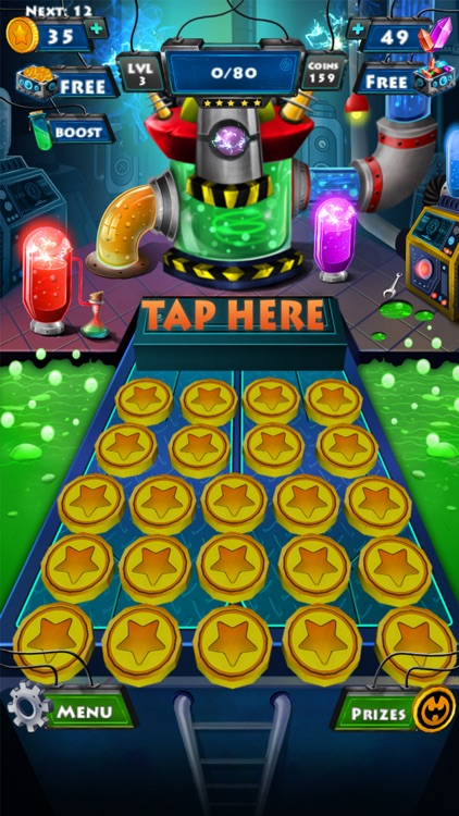 Definite Carnival - Coin Dozer screenshot-1