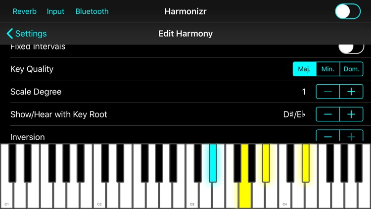 Harmonizr screenshot-2