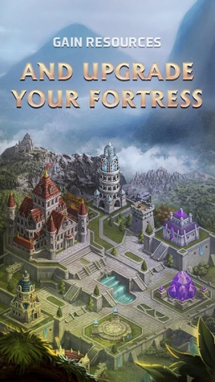 Heroes of Eternity - battle screenshot-5
