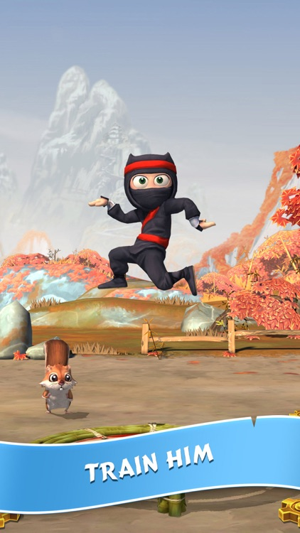 Clumsy Ninja screenshot-1