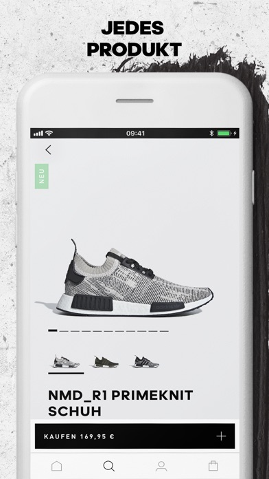 Screenshot for adidas - Sports & Style in Austria App Store