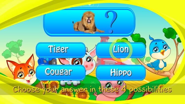 Funny Animals Quiz Trivia screenshot-3