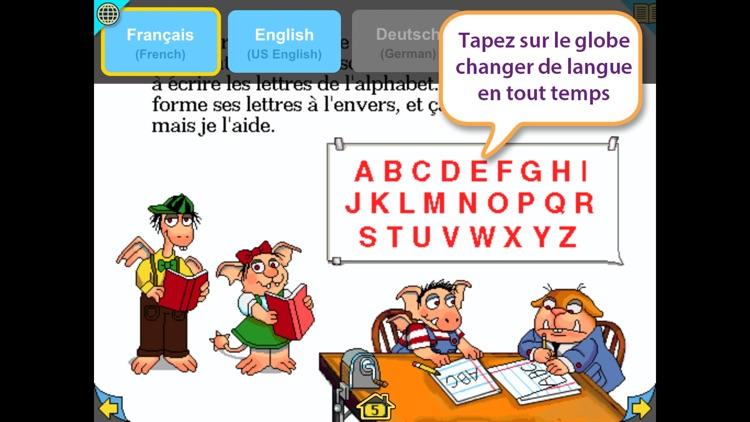 FR-Petit Monstre À L'École screenshot-3
