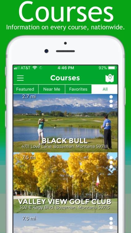 ParTee - Find a Golf Partner screenshot-3