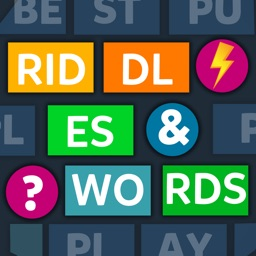 Riddles & Words - Puzzle Game