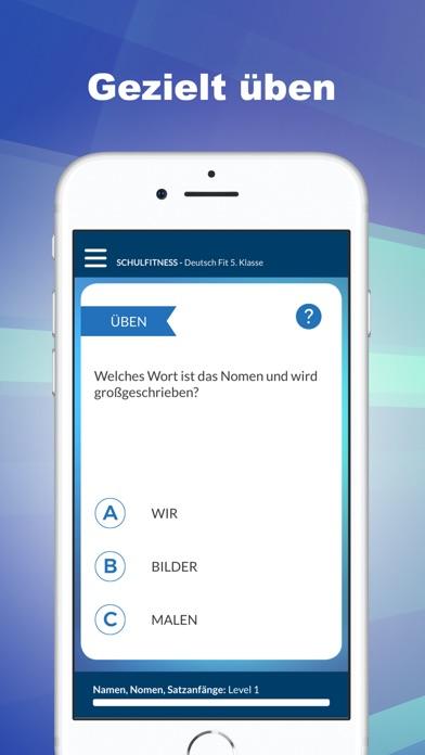 Deutsch Fit 5. Klasse screenshot 2