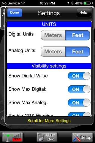 Aircraft Altimeter screenshot 3