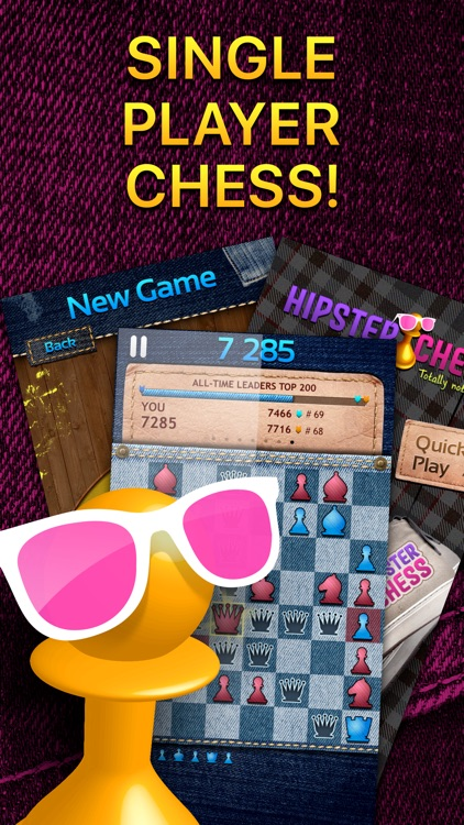 Hipster Chess screenshot-0