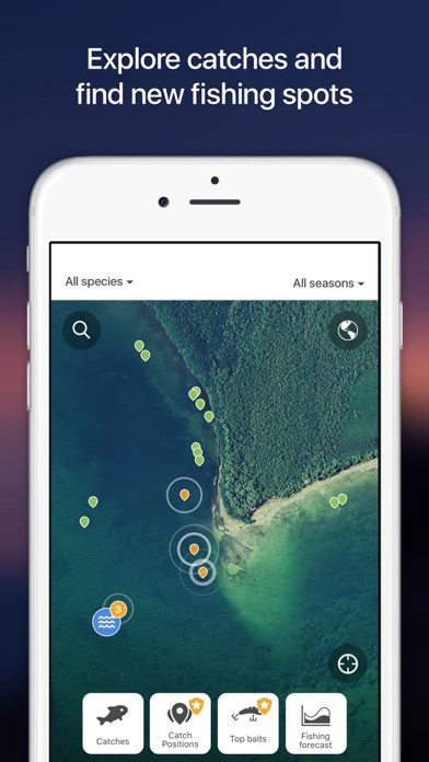 Fishbrain - Social Fishing screenshot