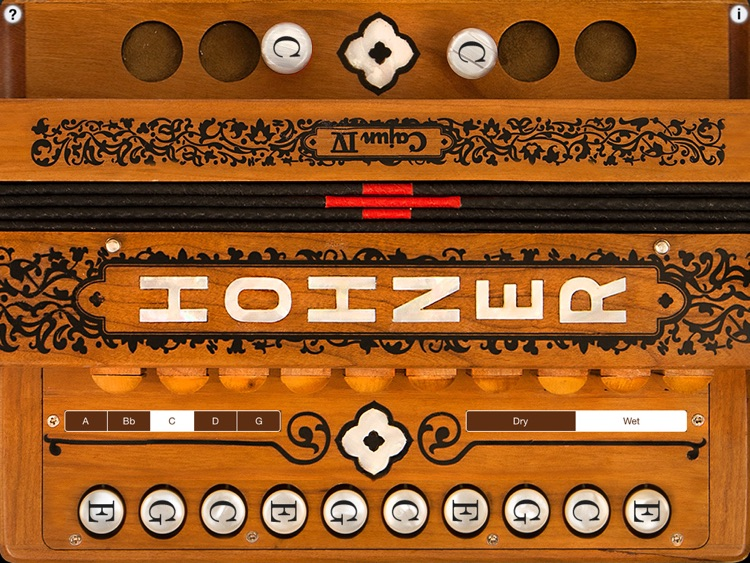 Hohner Cajun SqueezeBox