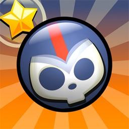Rolling Skull