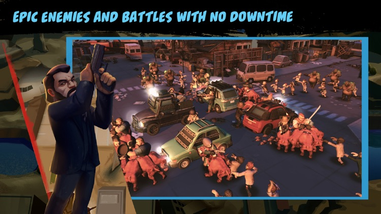 Deadly Convoy screenshot-3