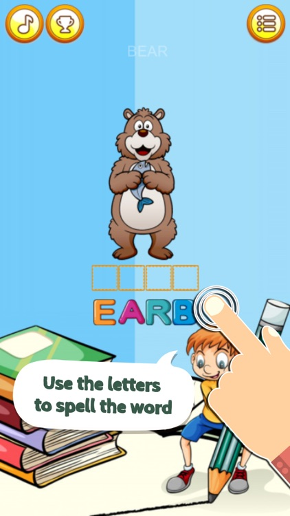 A to Z Alphabet Education screenshot-4