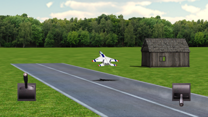 Screenshot from RC-AirSim