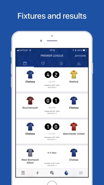 CFC Live – Scores & Results screenshot-3