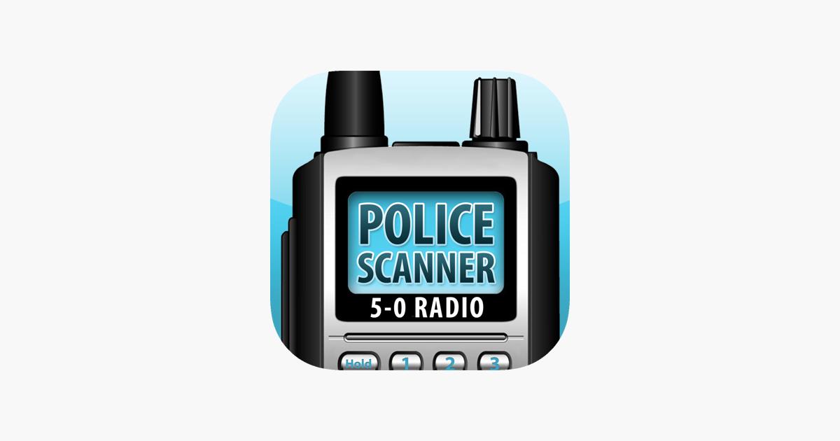 5 0 Radio Police Scanner In De App Store