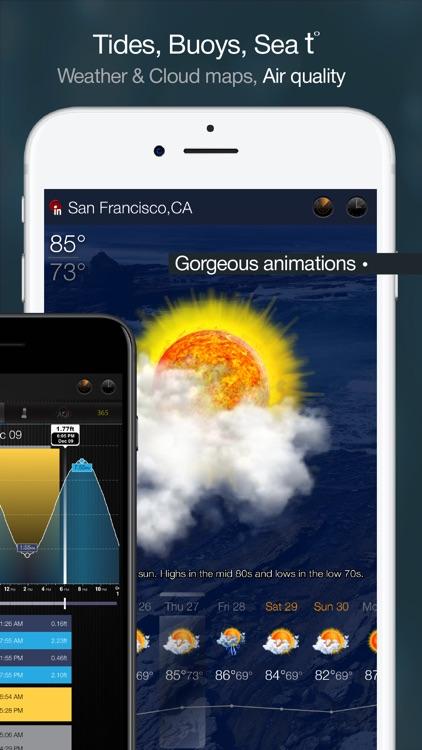eWeather HD - Weather & Alerts screenshot-4