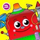 Kindergarten Learning Games! icon