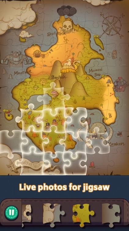 Live jigsaw-epic puzzle game screenshot-0