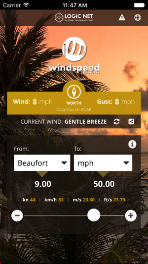 Wind Speed on the App Store