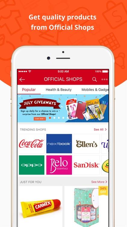 Shopee PH: Free Shipping & COD screenshot-4