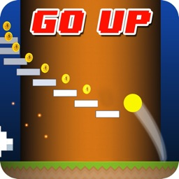 GO UP / climb or jump to go up