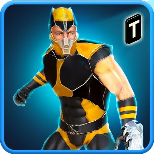 Panther Superhero City Warrior