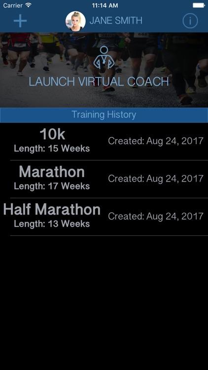 Elite Running Coach