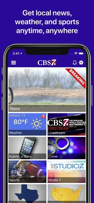 CBS7 on the App Store