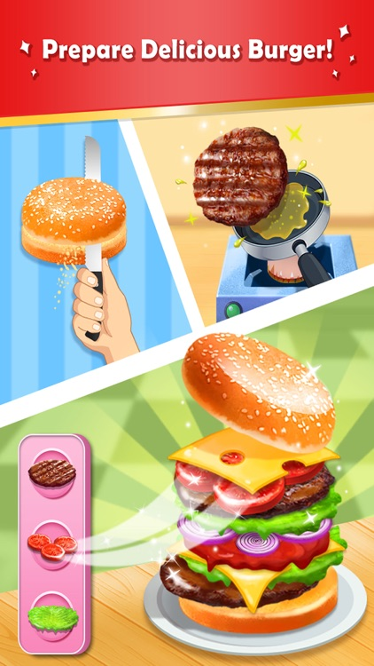 Restaurant Chef Cooking Games screenshot-1