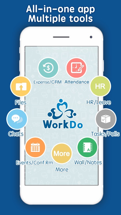 WorkDo - All-In-One Work App
