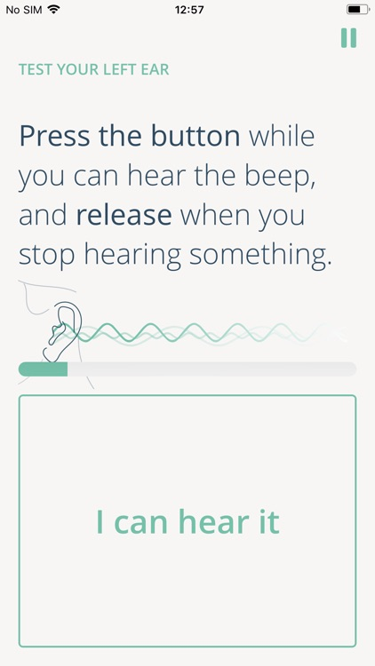 Mimi Hearing Test screenshot-0