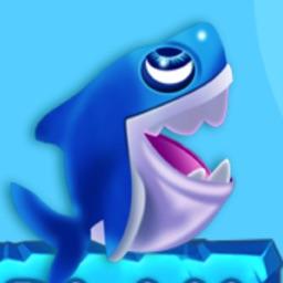 鲨鱼冲击 - 全民开心玩游戏