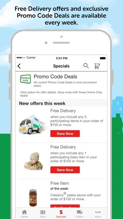 Vons Online Shopping screenshot-4