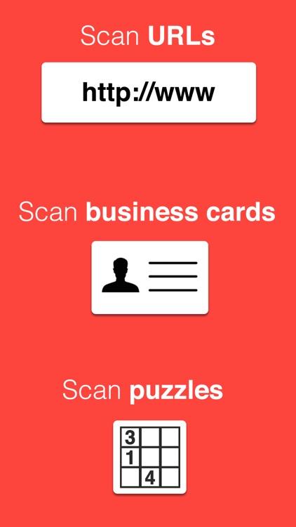 QR Reader for iPhone screenshot-4