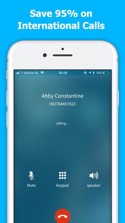 Talk360 – Low-cost calling screenshot-0