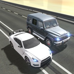 Highway Traffic Car Racing 3D