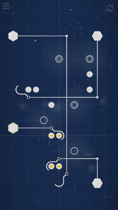 SiNKR: A minimalist puzzle screenshot 3