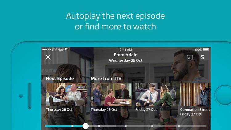 ITV Hub screenshot-4