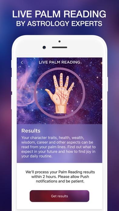 LIVE Palmistry & Horoscope for Windows