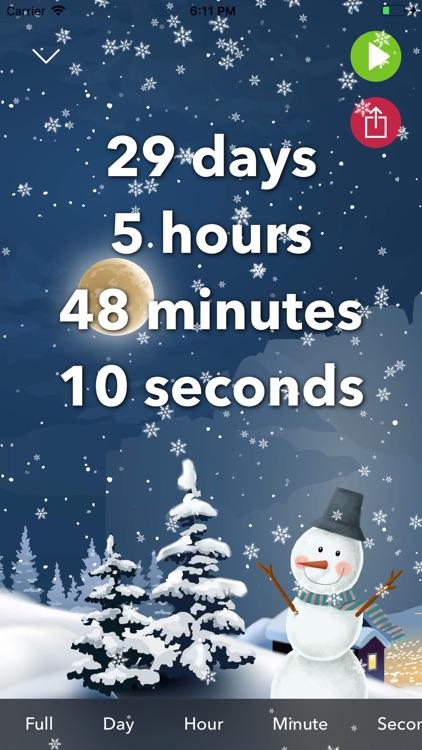 Christmas Countdown 2020 screenshot-5