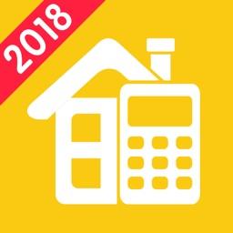 房贷计算器-2018最专业的房贷计算器