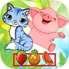 Combinando Vocab Animals Fruit icon