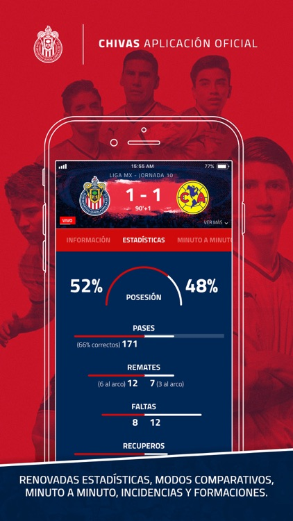 Chivas Oficial screenshot-0