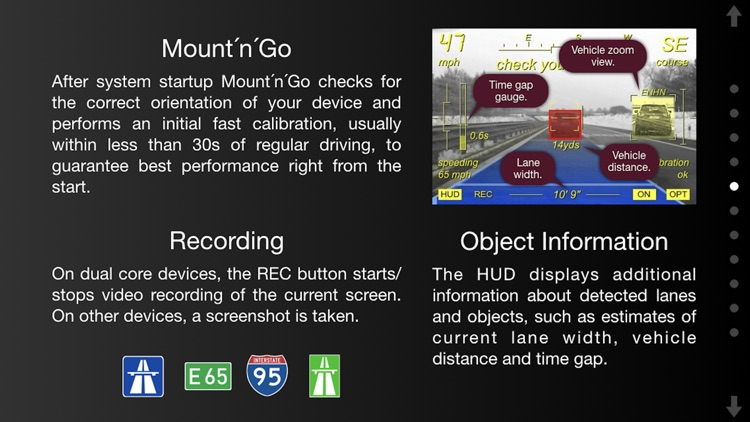 Augmented Driving screenshot-3