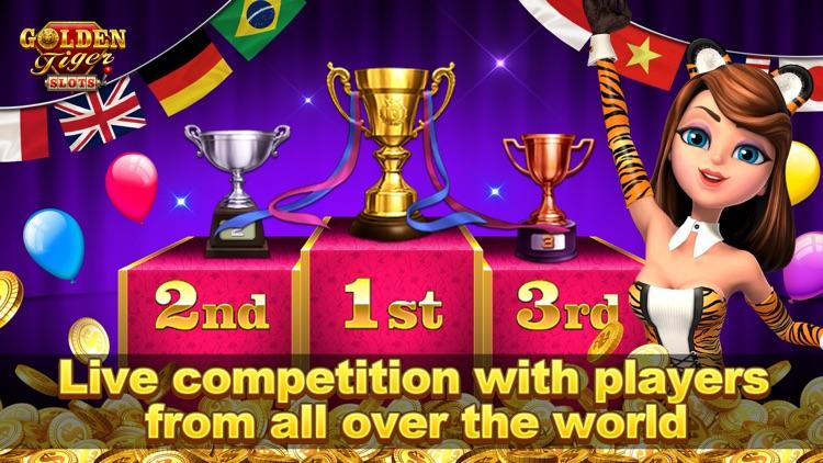 Golden Tiger Slots: Slot Games screenshot-4