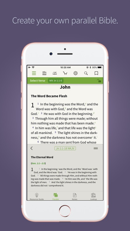 Bible by Olive Tree screenshot-5