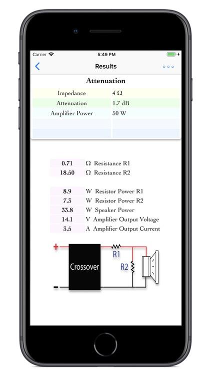 CrossOver Filter screenshot-3