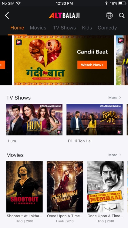 YuppTV - Live TV & Movies screenshot-7
